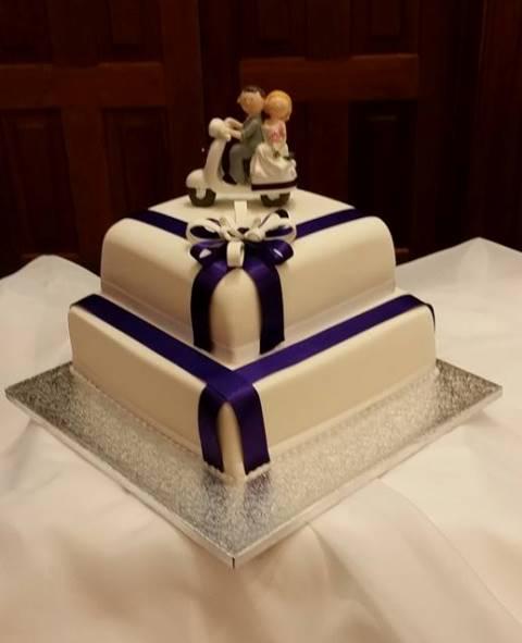 2_tier_square_wedding